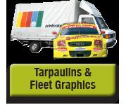Tarpaulins & Fleet Graphics